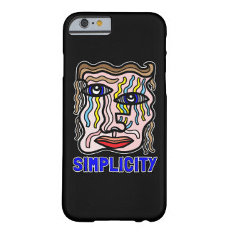 """""""Simplicity"""" Glossy Phone Case"""