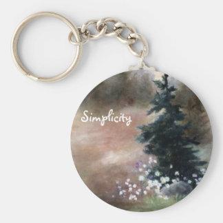 Simplicity Keychain