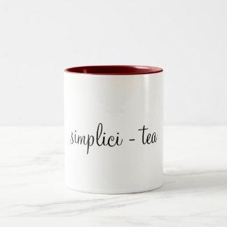 Simplicity Mug