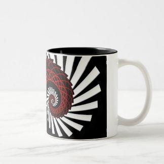 Simplicity Red Mug