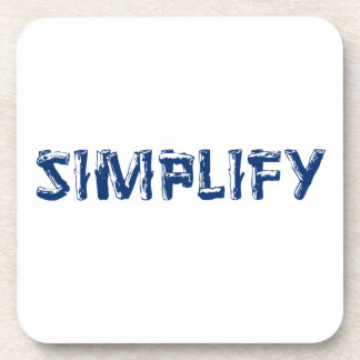 Simplify Coaster