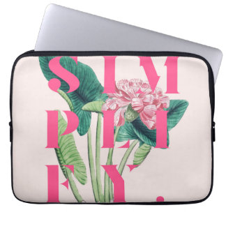 Simplify Laptop Sleeve
