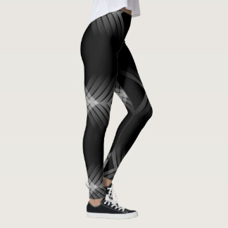 Simplistic Trendy pattern Leggings