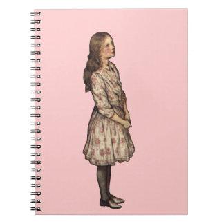 Simply Alice by Arthur Rackham Notebook