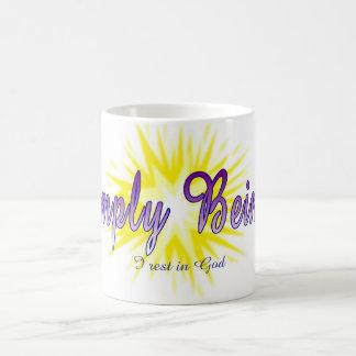 Simply Being mug