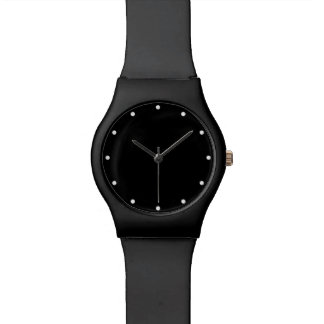 Simply Black Watches
