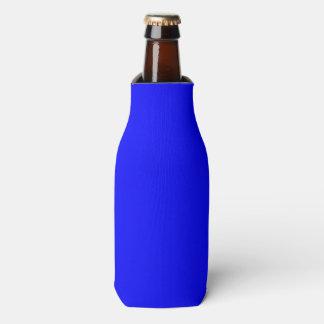 Simply Blue Solid Colour Bottle Cooler