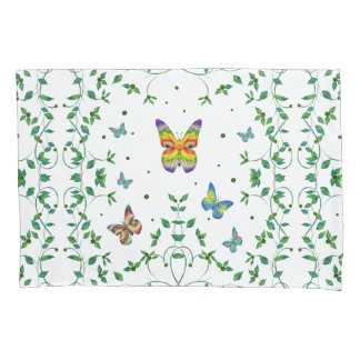 Simply Butterfly Pillowcase