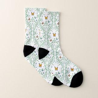 Simply Butterfly Socks