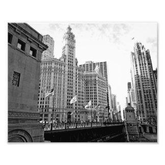 Simply Chicago Photo Print