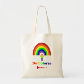 Simply De Colores Budget Tote Bag