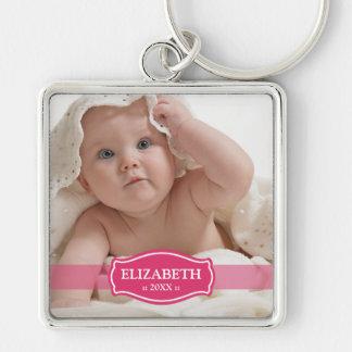 Simply Elegant Mommy's Keychain (pink)