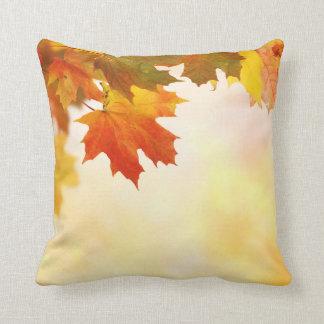 Simply Fall Throw Pillow