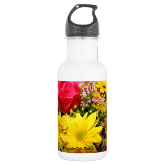 Simply Flowers 532 Ml Water Bottle