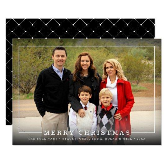 Simply Framed | Holiday Photo Card