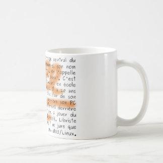 Simply Geek - Le Geek Coffee Mug