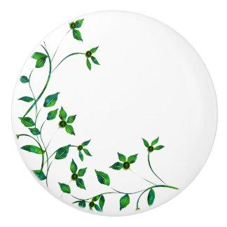 Simply Green Ceramic Knob