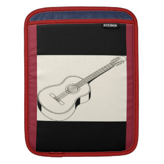 Simply Guitar iPad Sleeves