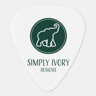Simply Ivory Guitar Pick