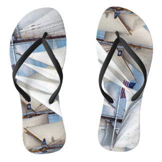 Simply Sails Flip Flops