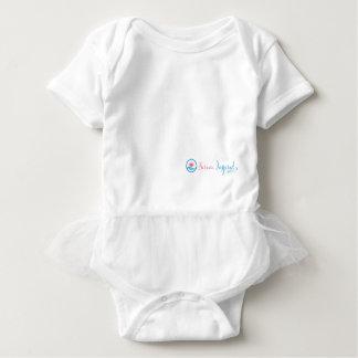 Simply Serene Inspired Baby Tu Tu Body Suit Baby Bodysuit