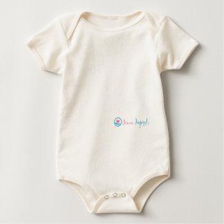 Simply Serene Inspired Organic Baby Bodysuit