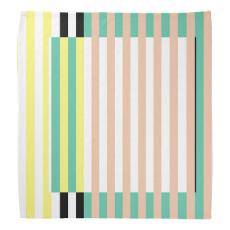 simply stripes mint dusty bandana