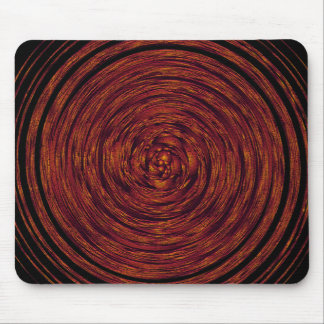 Simply Swirl Mouse Pad