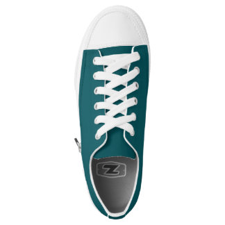 Simply Teal Low Top Shoes