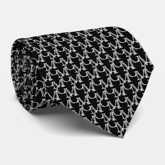 Simply Your Own Monogram Personalized Tie
