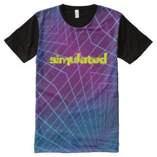 Simulated - Hypermatrix T-Shirt