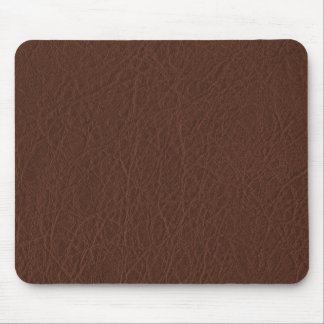 Simulated Look of Western Leather Mousepad
