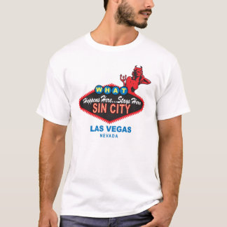 Sin City Vegas T-Shirt