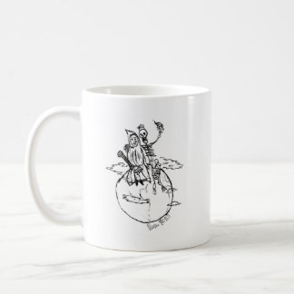 Sin & Death Coffee Mug