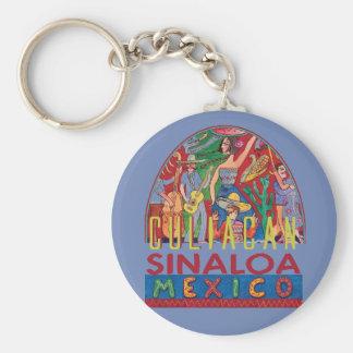 SINALOA Mexico Keychain