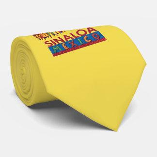 SINALOA Mexico Tie