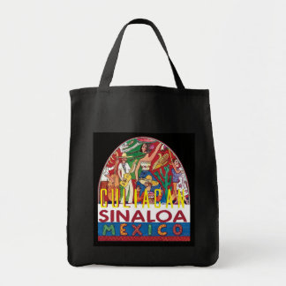 SINALOA Mexico Tote Bag