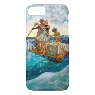 """Sinbad The Sailor"" Fairytale - Charles Robinson iPhone 7 Case"