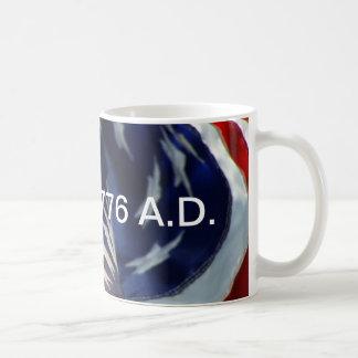 Since 1776 A.D. (American Flag) Mug # 2