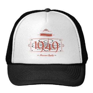 Since 1949 (Red&Black) Trucker Hat