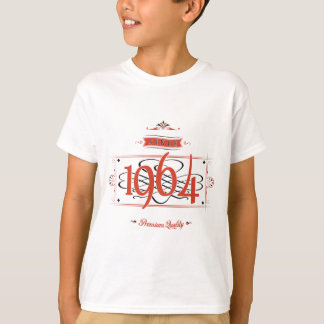 Since 1964 (Red&Black) T-Shirt