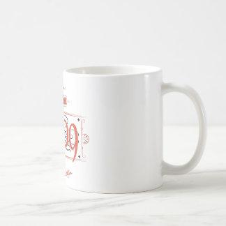 Since 2009 (Red&Black) Coffee Mug