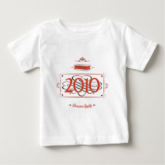 Since 2010 (Red&Black) Baby T-Shirt