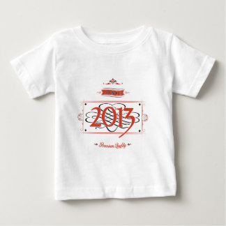 Since 2013 (Red&Black) Baby T-Shirt