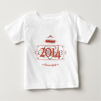 Since 2014 (Red&Black) Baby T-Shirt