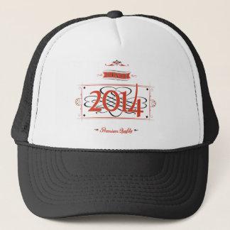 Since 2014 (Red&Black) Trucker Hat
