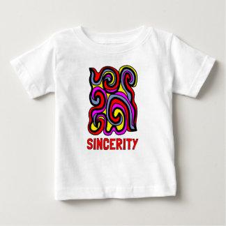 """Sincerity"" Baby Fine Jersey T-Shirt"