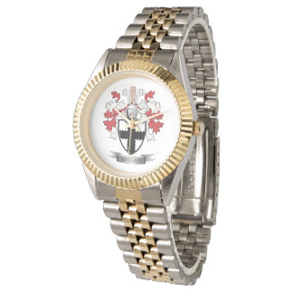 Sinclair Family Crest Coat of Arms Watch