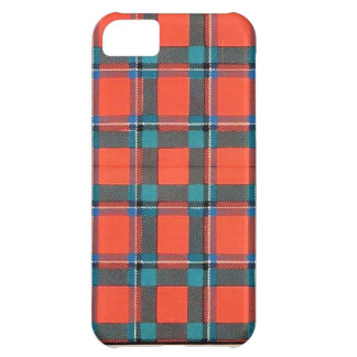 SINCLAIR FAMILY TARTAN CASE FOR iPhone 5C