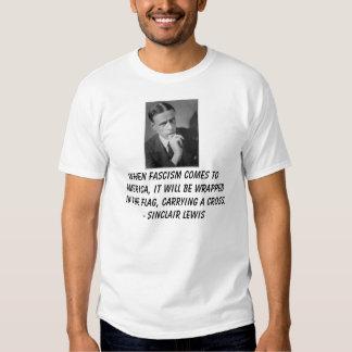 Sinclair Lewis, quand le fascisme vient en Tee-shirts